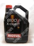 Olej MOTUL X-Clean+ 5w30 5L
