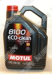 Olej MOTUL 8100 eco-clean C2 5w30 5L