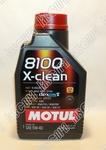 Olej Motul 8100 X-clean C3 5w40 1L