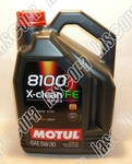 Olej Motul 8100 X-clean FE C2/C3 5w30 4L